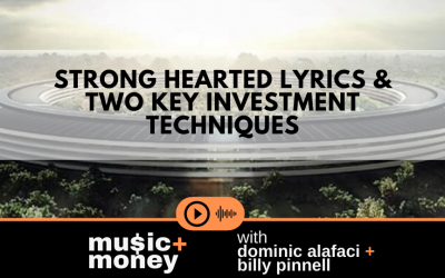 Strong Hearted Lyrics & Two Key Investment Techniques
